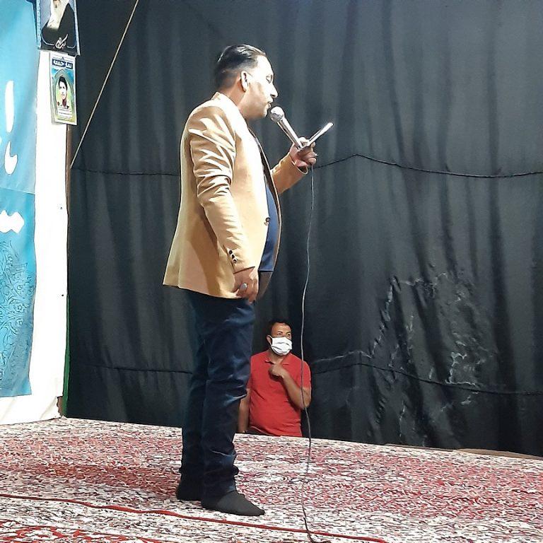 جشن نیمه شعبان حسینیه المهدی